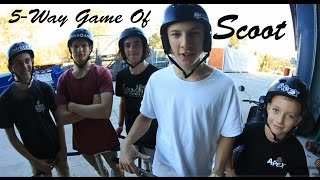 getlinkyoutube.com-5-Way Game of Scoot