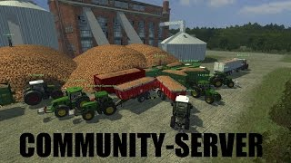getlinkyoutube.com-M.I.G Celle - LS 15 TALK - Community-Server - Landwirtschaft-Simulator - 11