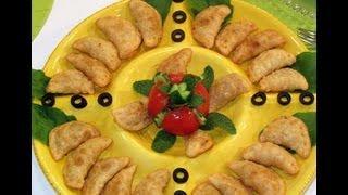 getlinkyoutube.com-سمبوسك البطاطس الحارة - مطبخ منال العالم