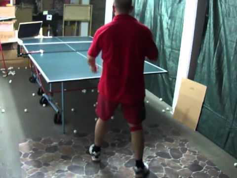 TTNB Returnbrett / return board for table tennis