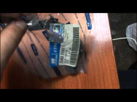 Шланг подводящий системы охлаждения Hyundai 2546823501