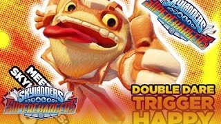 getlinkyoutube.com-Meet the Skylanders SuperChargers: Double Dare Trigger Happy and Gold Rusher