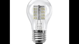 getlinkyoutube.com-Светодиодная лампа своими руками (смотреть всем)
