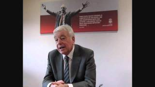 *EXCLUSIVE* Ian Callaghan On 1965 FA Cup Final, Shankly & Gerrard