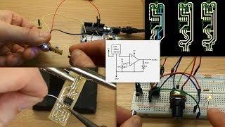 Hall effect sensor tutorial - 3D printer end stops
