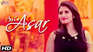 getlinkyoutube.com-New Hindi Romantic Songs - Asar - SRI - Official Full Song - Love Songs 2016