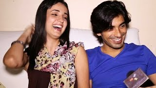 Sanaya And Mohit Talk About Their Relationship
