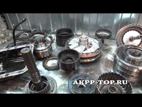 Ремонт АКПП Митсубиси Паджеро V5A51 (1080p)