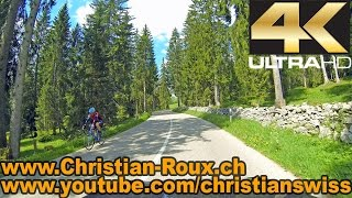 getlinkyoutube.com-QHD - Switzerland 286 (Camera on board): Le Locle to Les Bayards (Hero3)