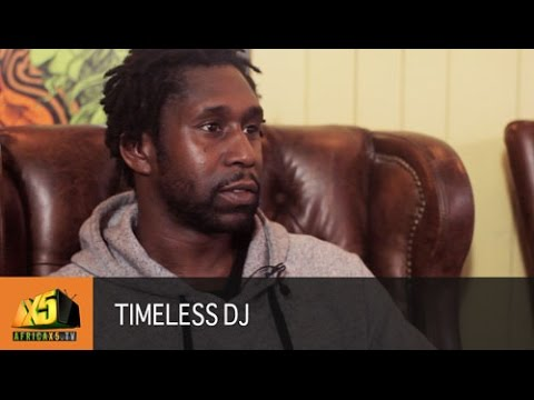 Timeless DJ | Growing up in a Ghanian Household