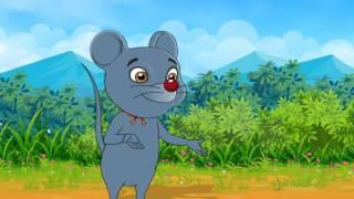 getlinkyoutube.com-बातूनी चूहा । Moral Stories for Children | Infobells
