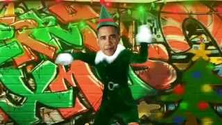 getlinkyoutube.com-Elf yourself (Barack Obama)