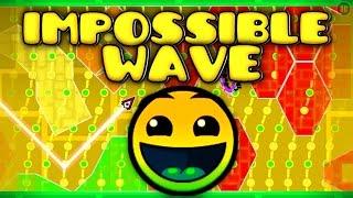 getlinkyoutube.com-Geometry Dash - Impossible Wave (Warning)