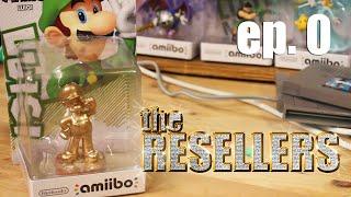 getlinkyoutube.com-The Resellers -  S1: Ep.0 - Gold Luigi Amiibo