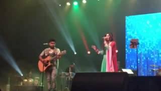 getlinkyoutube.com-Hasi Ban Gaye | Live | Ami mishra | Shreya Ghoshal