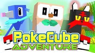 getlinkyoutube.com-PokeCube Adventure - A NEW JOURNEY! (Minecraft Pokemon Mod) #1