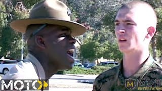 getlinkyoutube.com-Marine Corps Drill Instructor: Recruit Getting ANNIHILATED!!!