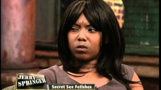 getlinkyoutube.com-Secret Sex Fetishes (The Jerry Springer Show)