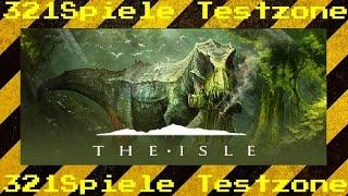 getlinkyoutube.com-The Isle - Early Access - Angespielt Testzone - Gameplay Deutsch