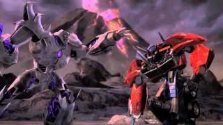 getlinkyoutube.com-TFP: Optimus Prime vs Megatron : One Shall Fall