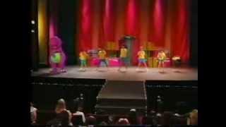 getlinkyoutube.com-Barney en Concierto (Parte 1)