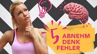 getlinkyoutube.com-Top 5 DENKFEHLER beim Abnehmen | Selbstsabotage verhindern! | Sophia Thiel