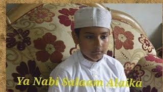 Ya Nabi Salaam Alaika - Ayisha Abdul Basith- Cover by Redwan islam Radif