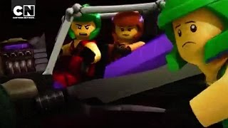 getlinkyoutube.com-Skate Race | NINJAGO: Masters of Spinjitzu | Cartoon Network
