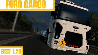 getlinkyoutube.com-Ford Cargo Ets2 1.20