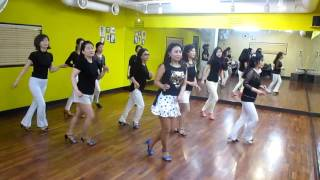 getlinkyoutube.com-Oops Baby (by Cody Flowers & Rachael McEnaney) - Line Dance