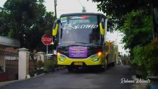 Agam Tungga Jaya KIANNO Melibas Jalan Sempit ( Bonus TELOLET )