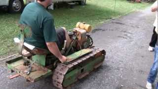 getlinkyoutube.com-MEAD MINI DOZER TEST DRIVE