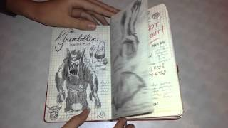 getlinkyoutube.com-Дневник Диппера своими руками!!! (Гравити Фолз)