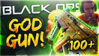 getlinkyoutube.com-THE NEW GOD GUN! - CRAZY LIVE KUDA 100+  KUDA SMG Class Setup is DOMINANT! (COD BO3 Live 100+)