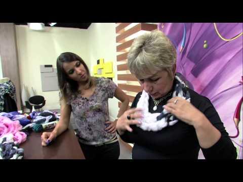Mulher.Com 14/04/2014 Vitoria Quintal Cachecol Egypto Parte 1