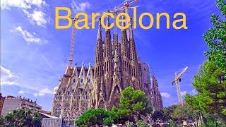 getlinkyoutube.com-Barcelona - Spain 4K