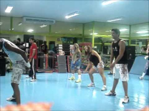 Aula Axe   Professor Junior do Axe Academia Paulo Bedeu Club