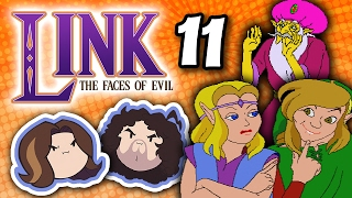 getlinkyoutube.com-Link: The Faces of Evil: The Impossible Door With Teeth - PART 11 - Game Grumps