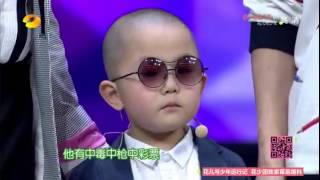 getlinkyoutube.com-《快乐大本营》看点: 张峻豪《贵妃醉酒》萌娃才艺无敌碰鸟叔 Happy Camp 04/25 Recap: Zhang Junhao Preforming Gentleman【湖南卫视官方版】