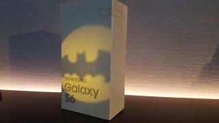 اعلان الفائز بجهاز Samsung Galaxy S6
