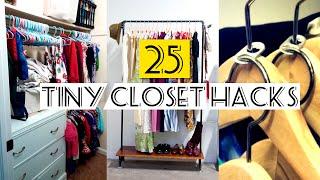 getlinkyoutube.com-25 Organizing Small Closet ideas