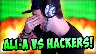 getlinkyoutube.com-Ali-A vs HACKERS - WHO WINS!?