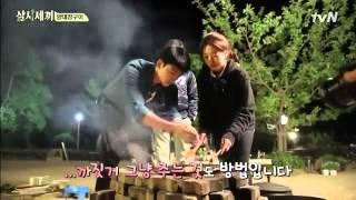 getlinkyoutube.com-Park Shin Hye food : 삼시세끼 Three Meals A Days ♥