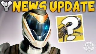 getlinkyoutube.com-Destiny: NEWS UPDATE! Last Exit Secret Code, Vault Space, Loot Changes & Iron Banner (Rise of Iron)
