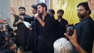 Farhan Ali Waris Live New Noha  Kash Akbar Tere Jaisa 2018 ,1440