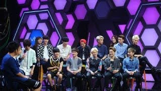getlinkyoutube.com-[ENG SUB] 140705 EXO Happy Camp 快乐大本营 Full