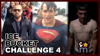 getlinkyoutube.com-91 Celebs ALS Ice Bucket Challenge #4 - Cavill, DiCaprio, Eminem, Daniel Radcliffe, Josh Hutcherson