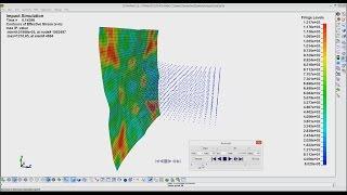 getlinkyoutube.com-SPH 3D Impact Simulation with LS-DYNA