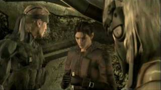 getlinkyoutube.com-MGS4 58 Act 4 [8/10]- Vamp Defeated, Naomi...