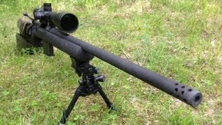 getlinkyoutube.com-Remington 700 Police 338 Lapua Magnum